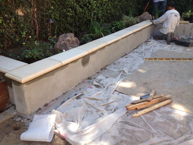 Retaining Walls & Masonry